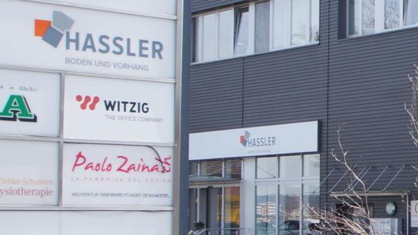 Standorte Büro Hassler AG