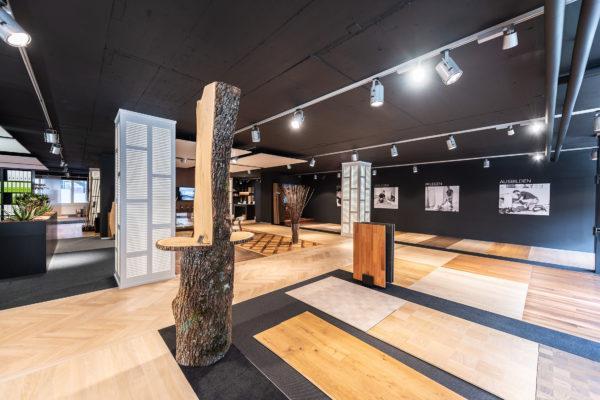 Showroom Zürich von Hassler in der Schweiz