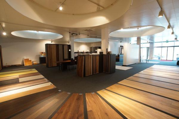 Showroom Aarau von Hassler in der Schweiz